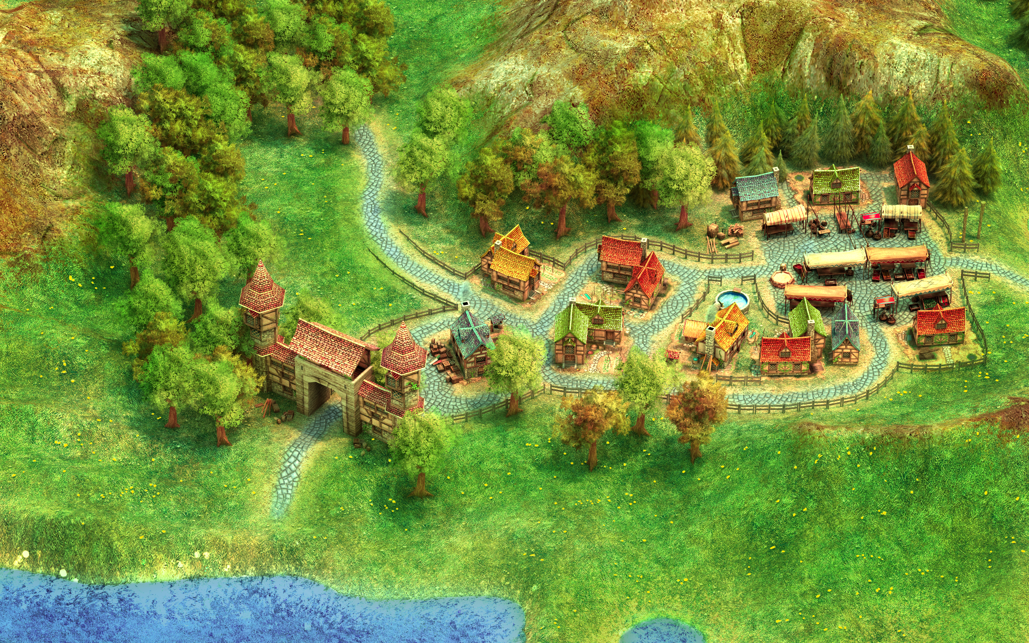 CG in Games